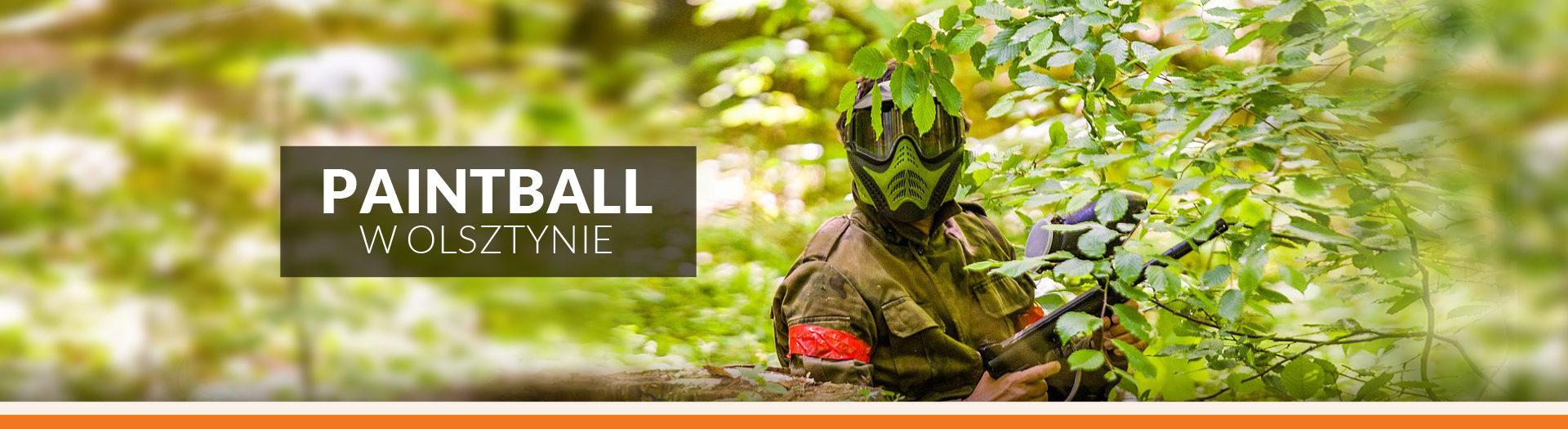 Paintball Olsztyn